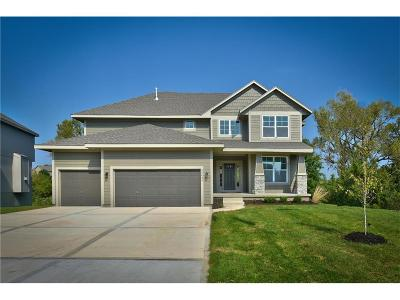 Shawnee Single Family Home For Sale: 5200 W Meadow View Drive