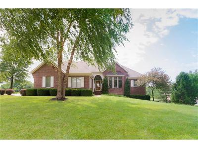 Shawnee Single Family Home For Sale: 6850 Deer Ridge Drive