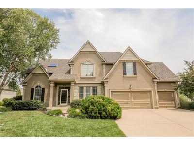 Johnson-KS County Single Family Home Show For Backups: 14713 Reeds Street