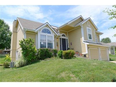 Platte City Single Family Home For Sale: 13460 Timber Park Drive