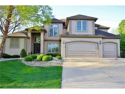 Lenexa Single Family Home For Sale: 17309 W 84th Terrace