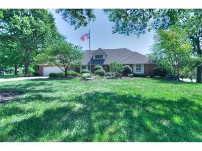 Olathe Single Family Home For Sale: 11600 W Harmony Lane
