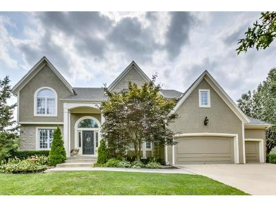 Leawood Single Family Home For Sale: 4255 W 150th Terrace