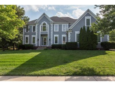 Overland Park Single Family Home For Sale: 9105 W 140th Street