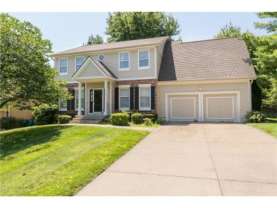 Overland Park Single Family Home Show For Backups: 9013 W 125th Terrace