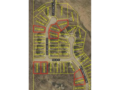 Platte County Residential Lots & Land For Sale: 11575 NW 56th Street