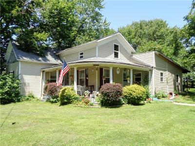 Single Family Home For Sale: 32251 Bluhm Road
