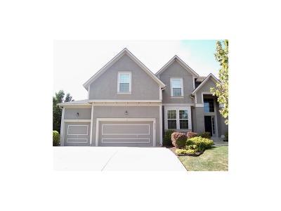 Johnson-KS County Single Family Home For Sale: 5342 Noland Road