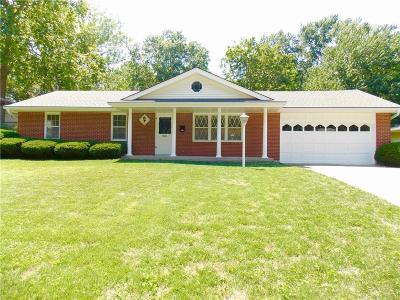 Shawnee Single Family Home For Sale: 6600 Larsen Lane