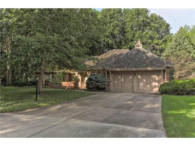 Prairie Village Single Family Home For Sale: 9318 Buena Vista Street
