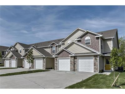 Raymore MO Condo/Townhouse For Sale: $133,500