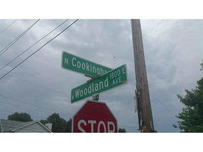 Residential Lots & Land For Sale: 11601 N Woodland Avenue