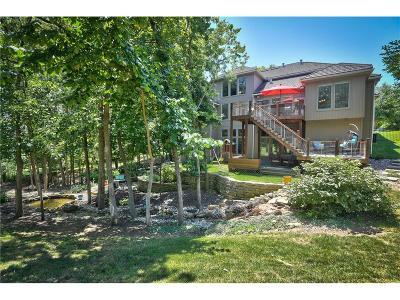 Johnson-KS County Single Family Home Show For Backups: 14511 W 48th Terrace