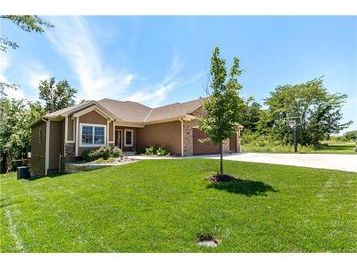 Kansas City Single Family Home For Sale: 12815 Hubbard Road