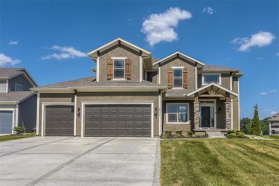 Lenexa Single Family Home For Sale: 9777 Saddletop Street