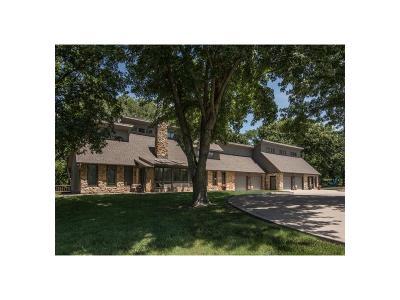 Warrensburg Single Family Home For Sale: 1204 Live Oak Lane