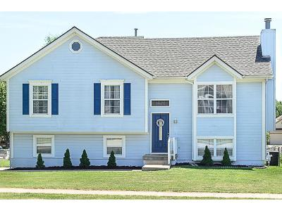 Raymore MO Single Family Home Show For Backups: $163,000