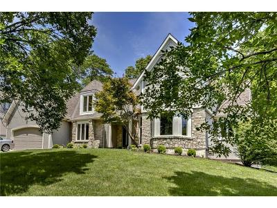 Leawood KS Single Family Home For Sale: $599,000