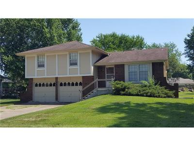 Raymore MO Single Family Home Show For Backups: $145,000