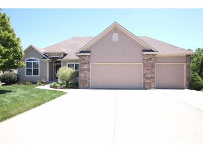 Raymore MO Single Family Home For Sale: $309,900