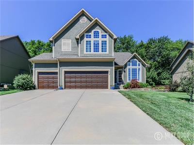 Shawnee Single Family Home Show For Backups: 6918 Roundtree Street