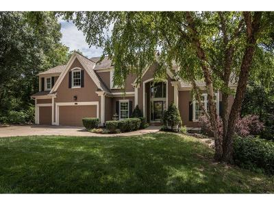 Shawnee Single Family Home For Sale: 13601 W 54th Street