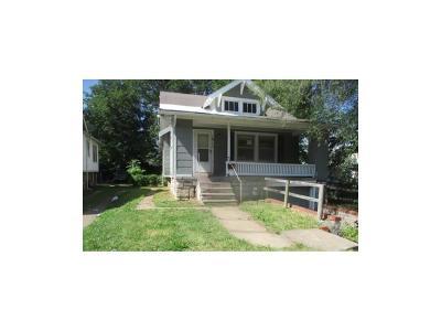 Kansas City MO Single Family Home Auction: $23,000