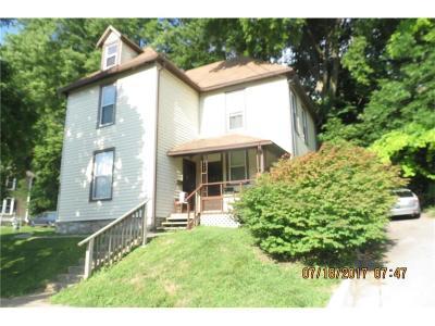 Parkville Single Family Home For Sale: 802 East Street