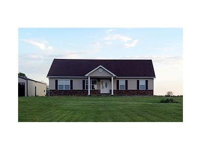 Knob Noster Single Family Home For Sale: 834 SE 600 Road