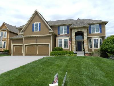 Shawnee Single Family Home Show For Backups: 22204 W 58th Street