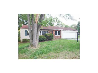 Raytown MO Single Family Home For Sale: $90,000