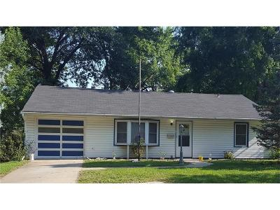 Gladstone MO Single Family Home Show For Backups: $110,000