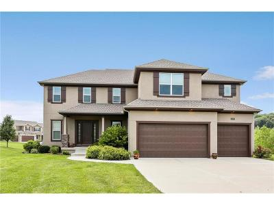 Shawnee Single Family Home For Sale: 4518 Lakecrest Drive