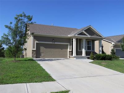 Raymore MO Single Family Home For Sale: $226,000