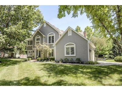 Leawood Single Family Home Show For Backups: 4900 W 114th Street