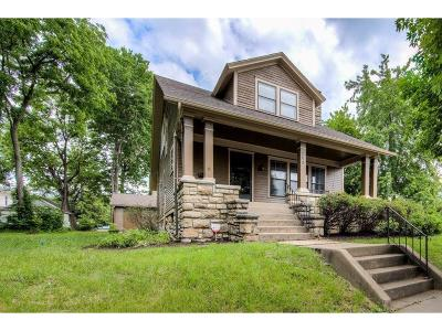 Liberty MO Single Family Home For Sale: $209,900