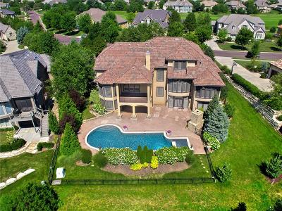 Overland Park Single Family Home For Sale: 5613 Golden Bear Drive
