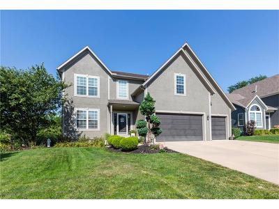 Shawnee Single Family Home Show For Backups: 7001 Round Prairie Street