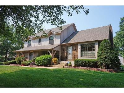 Overland Park Single Family Home For Sale: 10062 Knox Drive