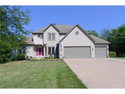 Blue Springs Single Family Home Contingent: 4208 SE Willow Ridge Drive