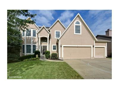 Shawnee Single Family Home For Sale: 4638 Aminda Street