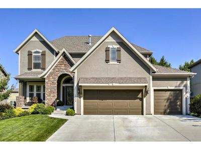 Olathe KS Single Family Home For Sale: $414,950