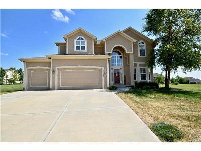 Basehor KS Single Family Home For Sale: $425,000