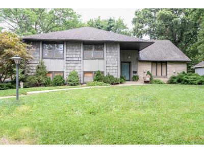 Single Family Home For Sale: 4404 W 94th Street
