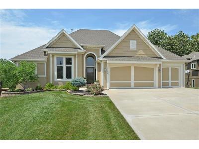 Kansas City MO Single Family Home For Sale: $385,000