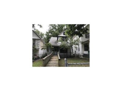 Kansas City MO Single Family Home For Sale: $32,000