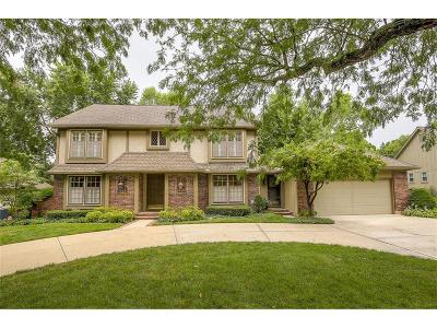 Leawood Single Family Home Show For Backups: 3205 W 84th Place