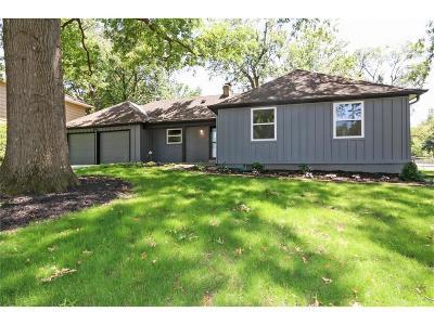 Prairie Village Single Family Home For Sale: 4417 W 78 Street