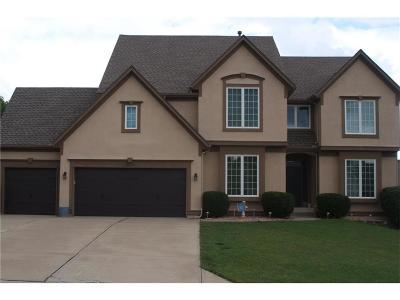 Lee's Summit Single Family Home For Sale: 5521 NE Oaks Ridge Lane