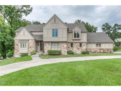 Leawood Single Family Home For Sale: 12200 Mohawk Road